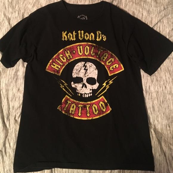 Last price drop Kat Von D - High Voltage Tattoo